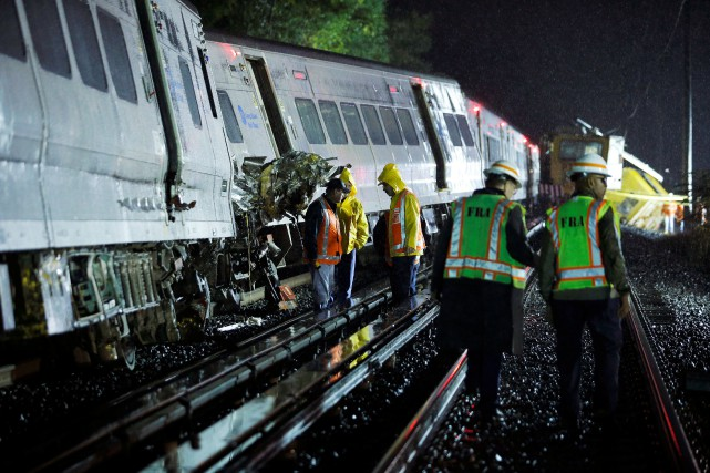 Cet accident survient une dizaine de jours après... (PHOTO Eduardo Munoz, REUTERS)