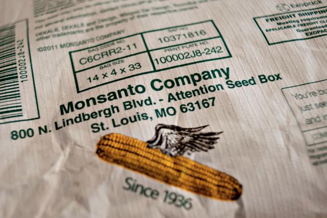 Monsanto n'était pas très appréciée, à un tel...