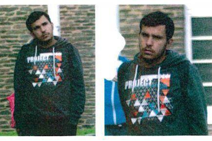 Jaber Al-bakr, le réfugié syrien soupçonné de fomenter... (Photo AFP)