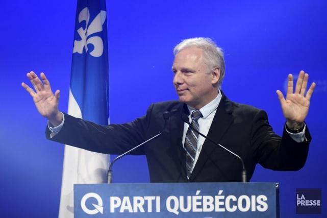 Le nouveau chef du Parti québécois, Jean-François Lisée,... (Archives, La Presse)