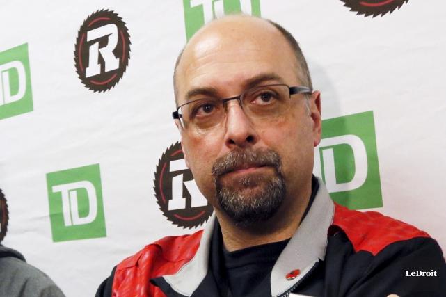 Le directeur général du Rouge et Noir d'Ottawa,... (Simon Séguin-Bertrand, Archives LeDroit)
