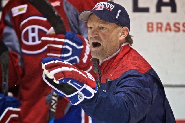 Le Canadien de Montréal a embauché Kirk Muller... (André Pichette, Archives La Presse)