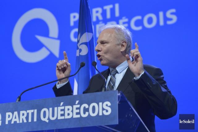 Jean-François Lisée n'aura pas à s'adapter à son... (Archives Le Soleil)