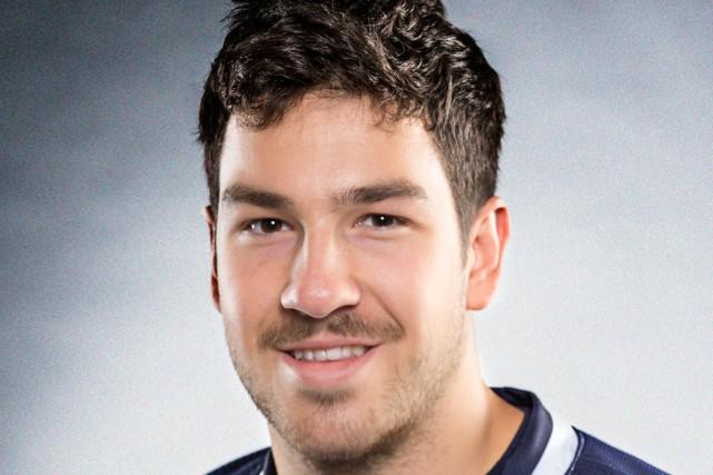 Frédérick Gaudreau est passé bien près, mais ne... (Tirée du site de la Ligue américaine de hockey)