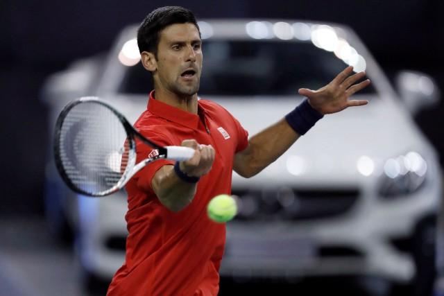 Novak Djokovic... (Photo Aly Song, REUTERS)