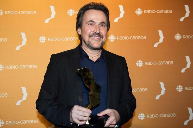 Guy A. Lepage animera le spectacle d'envergure pour... (Photo Graham Hughes, archives La Presse Canadienne)