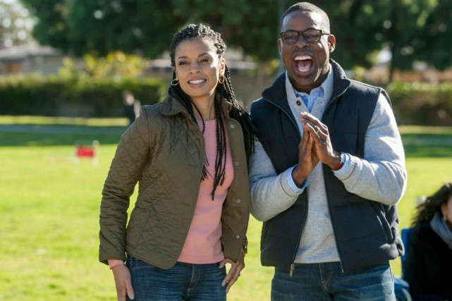Susan Kelechi Watson et Sterling K. Brown dans... (photo Ron Batzdorff, fournie par nbc)