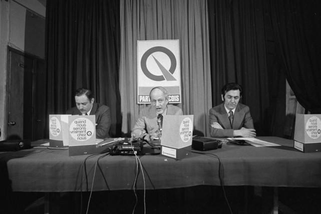 «Passé l'euphorie engendrée par la victoire de 1976... (PHOTO ANTOINE DÉSILETS, ARCHIVES LA PRESSE)