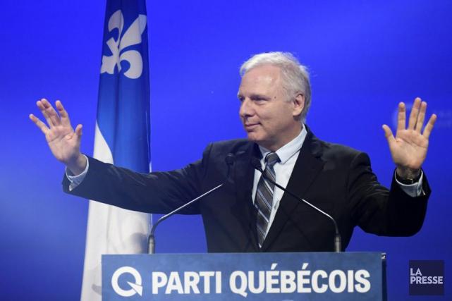 Le chef du PQ, Jean-François Lisée... (Archives, La Presse)