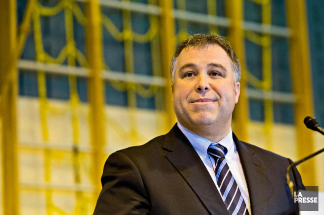 Le ministre de l'Éducation, Sébastien Proulx, a annoncé... (Archives La Presse, PATRICK SANFAÇON)