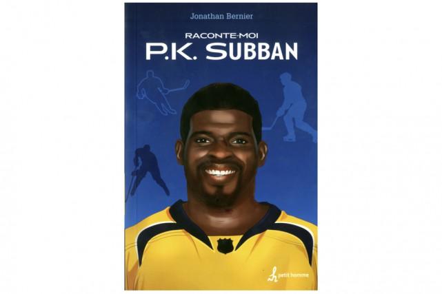 Raconte-moi P.K. Subbanest ni plus ni moins qu'une... (jaquette de couverture)