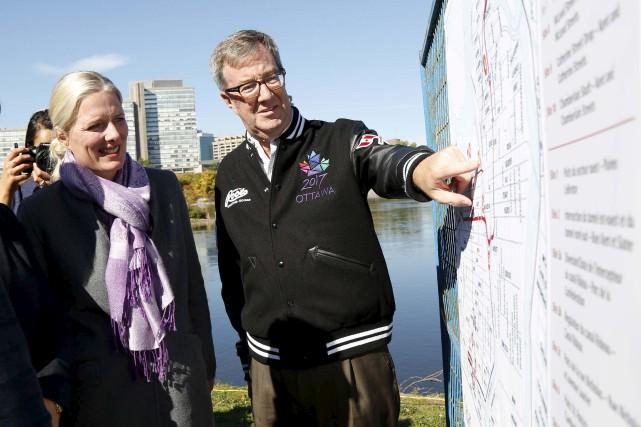 La ministre de l'Environnement et députée d'Ottawa-Centre, Catherine... (Simon Séguin-Bertrand, LeDroit)