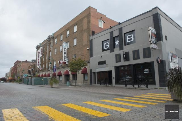«La Ville de Sherbrooke ne sera pas maître... (Archives, La Tribune)