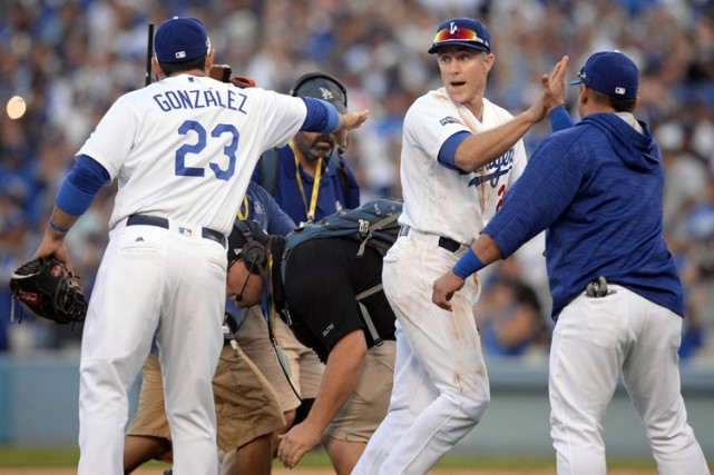 L'as Clayton Kershaw a craint pendant un moment de revivre un cauchemar, mais... (PHOTO REUTERS)