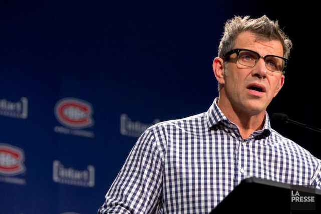 Marc Bergevin... (Photo Olivier Jean, Archives La Presse)