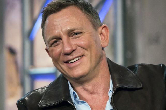Daniel Craig, en novembre 2015... (AP, Charles Sykes)