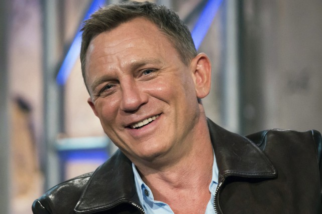 Daniel Craig ne semble pas prêt à abandonner son rôle de James Bond. L'acteur a... (PHOTO ARCHIVES AP)