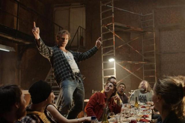 Belgica,le plus récent film du cinéastebelge Felix van... (Photo fournie par le FNC)