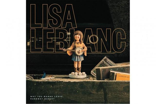 Lisa LeBlanc a mis du temps à accoucher de ce deuxième album qu'annonçait il y...