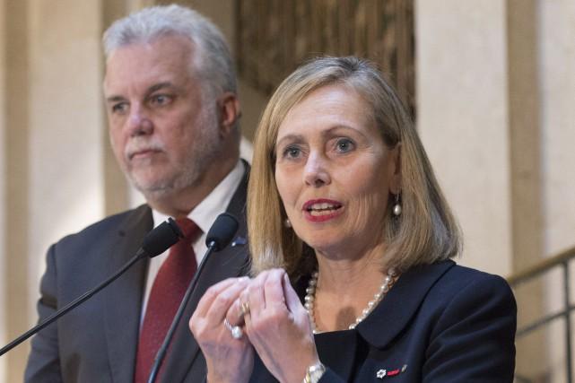 À 24 mois des prochaines élections générales, le... (La Presse canadienne, Jacques Boissinot)