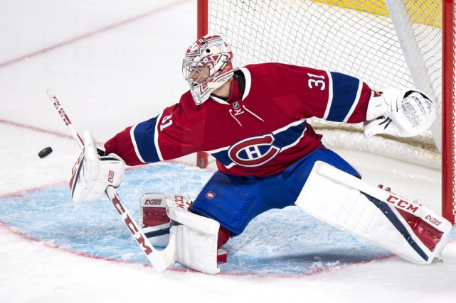 Carey Price devra rester en santé et être... (Paul Chiasson, archives La Presse canadienne)
