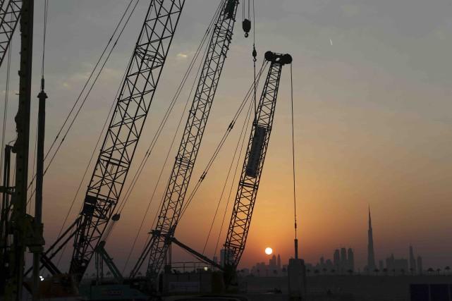 Dubaï a lancé lundi la construction d'une tour... (AP, Kamran Jebreili)