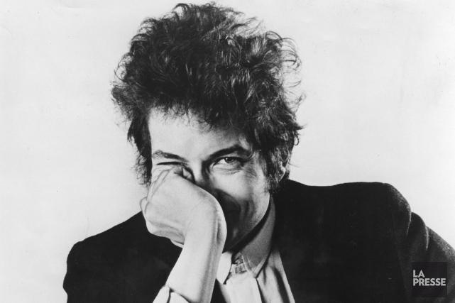 Quelques chansons emblématiques de Bob Dylan, récompensé jeudi par le Nobel de... (PHOTO ARCHIVES LA PRESSE)