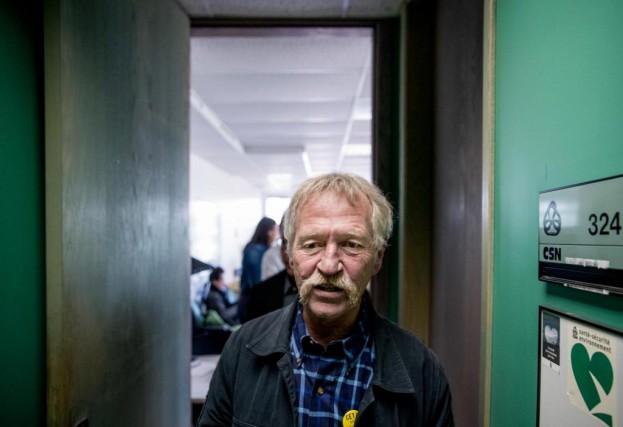 Depuis longtemps, le militant José Bové défend, entre... (Photo Marco Campanozzi, La Presse)