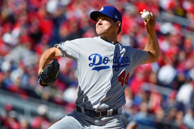 Rich Hill... (Photo Brad Mills, USA Today Sports)