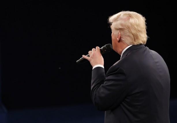 «Des idées et des déclarations immorales, Donald Trump... (PHOTO RICK WILKING, AGENCE FRANCE-PRESSE)