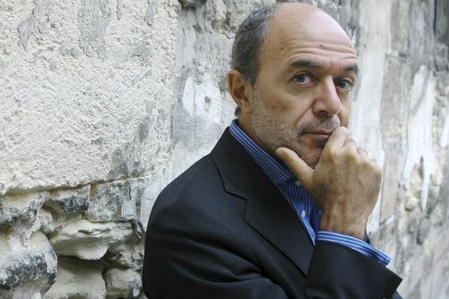Pierre Assouline, écrivain membre de l'académie Goncourt, ne... (fournie par Gallimard)