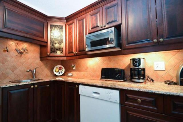 Cet appartement d'Anjou a été vendu 220 000$... (Photo fournie par le courtier)