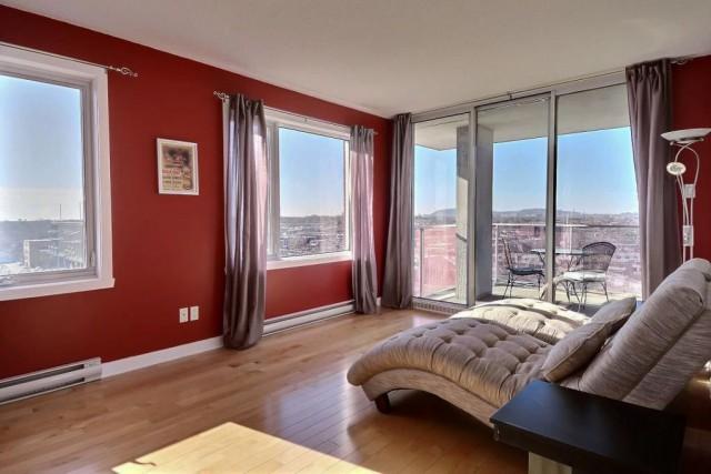 Cet appartement de Saint-Léonard a été vendu 270... (PHOTO FOURNIE PAR LE COURTIER)