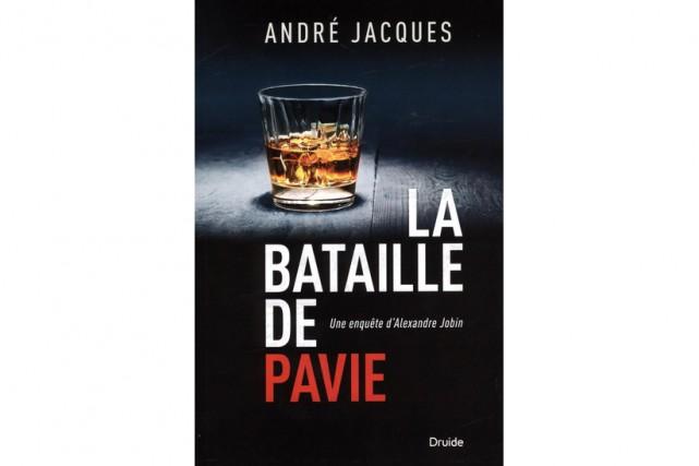La bataille de Pavie, d'André Jacques... (Image fournie par les éditions Druide)