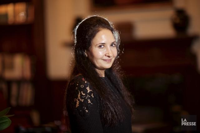 «Je n'appelle pas ça un mariage forcé, mais un viol encouragé.» Khadija... (La Presse, André Pichette)