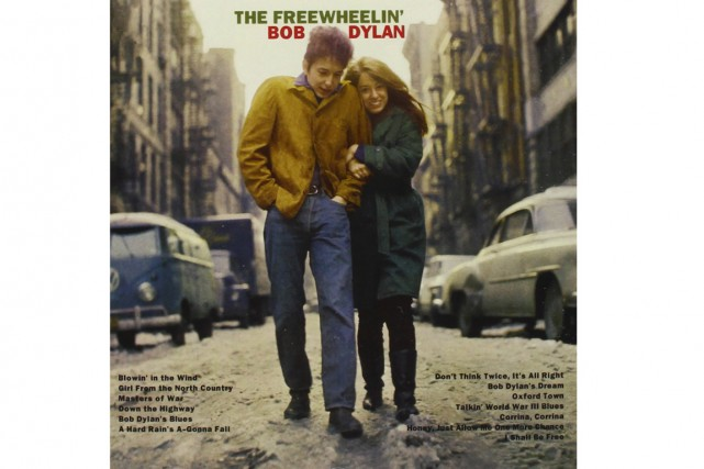 The Freewheelin', 1963...