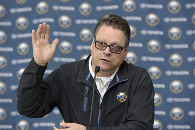 Tim Murray... (PHOTO Gary Wiepert, AP)
