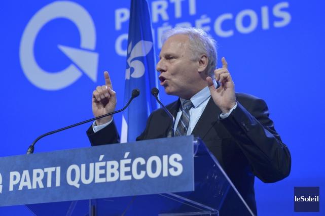 Se rallier à Jean-François Lisée reste encore le... (Photothèque Le Soleil, Yan Doublet)