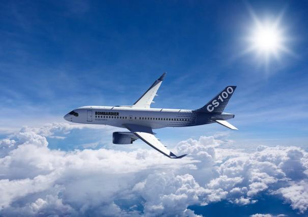 Occupée par la CSeries, Bombardier préfère améliorer ses... (Photo fournie par Bombardier)