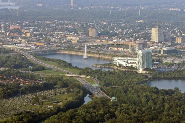 Les villes de Gatineau, Québec, Montréal et Sherbrooke font partie des... (Patrick Woodbury, Archives LeDroit)