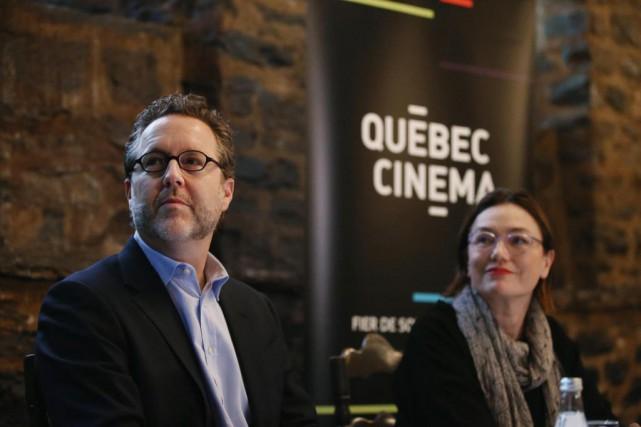 Le président du conseil d'administration de Québec Cinéma,... (Photo Martin Chamberland, Archives La Presse)