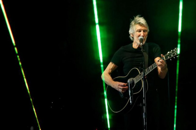 Roger Waters sera au Centre Vidéotron et au... (Photo Mario Anzuoni, Archives Reuters)