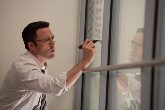 Ben Affleck dans The Accountant de Gavin O'Connor.... (Photo fournie par Warner Bros.)