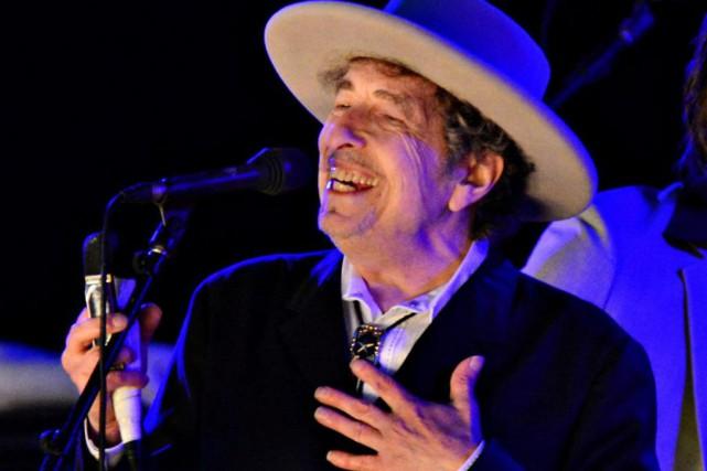 Bob Dylan estle premier auteur-compositeur de l'histoire à... (PhotoKi Price, Archives Reuters)