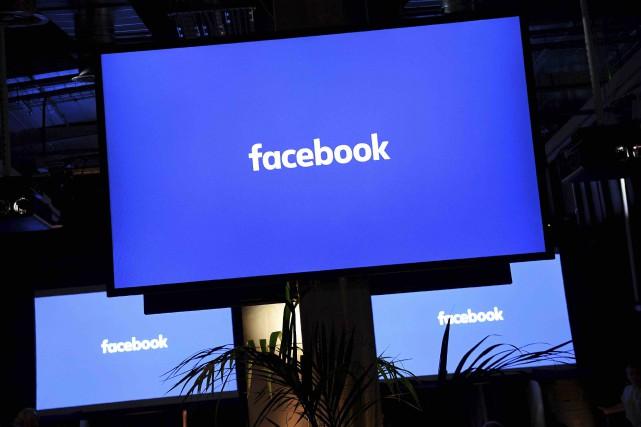 Facebook estime que l'objectif de cette opération était... (PHOTO JUSTIN TALLIS, ARCHIVES AGENCE FRANCE-PRESSE)