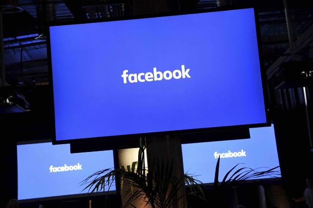 Si Facebook, Twitter et les autres réseaux sociaux... (AFP, Justin Tallis)