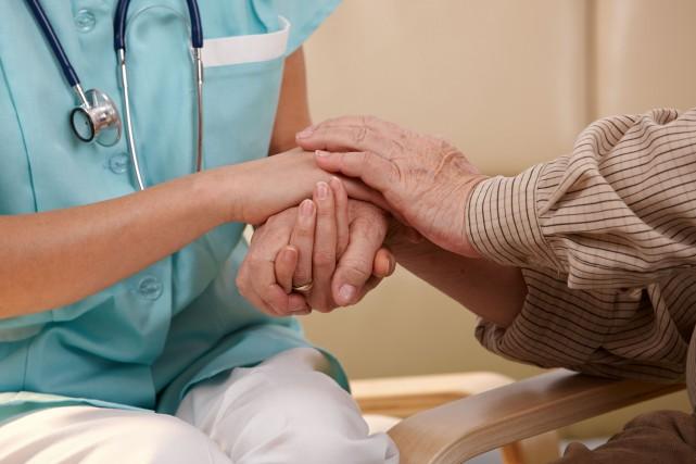 Maintenant que l'euthanasie est rendue légale au Québec ainsi qu'au Canada,... (Archives, La Presse)