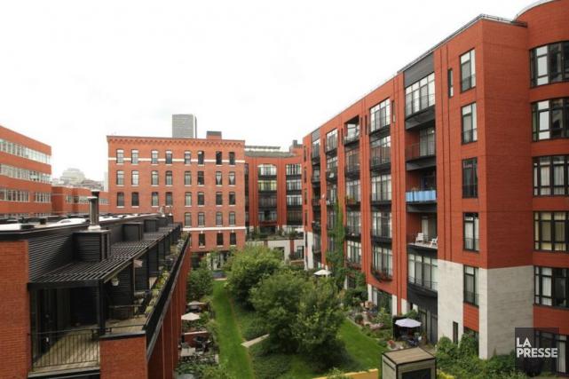 Les ventes résidentielles au Canada ont augmenté en septembre par rapport à... (La Presse)