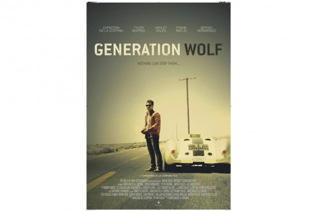 Avec Generation Wolf, le Bromontois Christian de la Cortina... (fournie par Walk of Fame Entertainment)