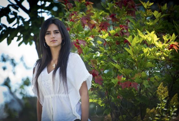 Mélanie Lemay est étudiante à l'Université de Sherbrooke.... (Spectre Média, Jessica Garneau)